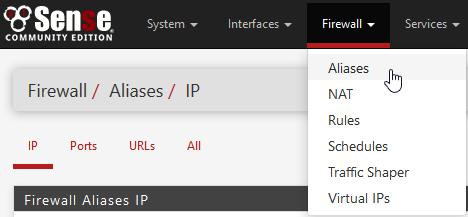 2016 12 18 12 40 04 pfSense.home .gateway Firewall  Aliases  IP