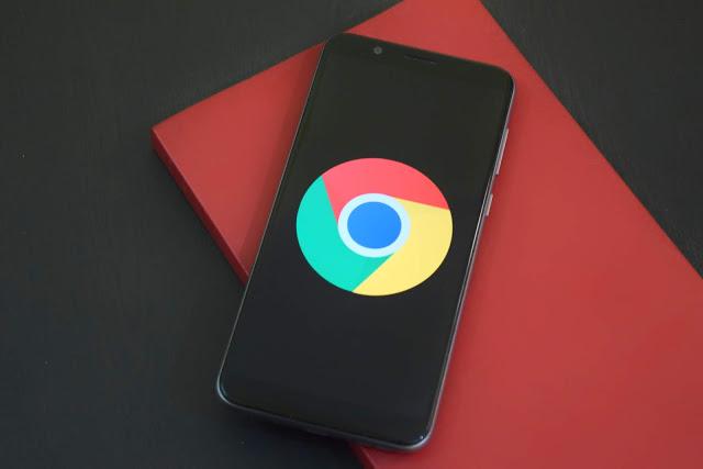 black google smartphone on box 1482061