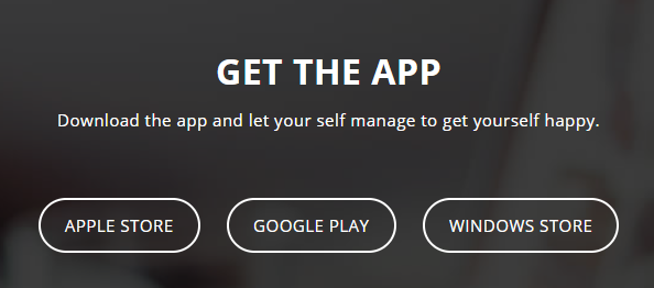 Figure 12. The app advertises to be available on different platforms