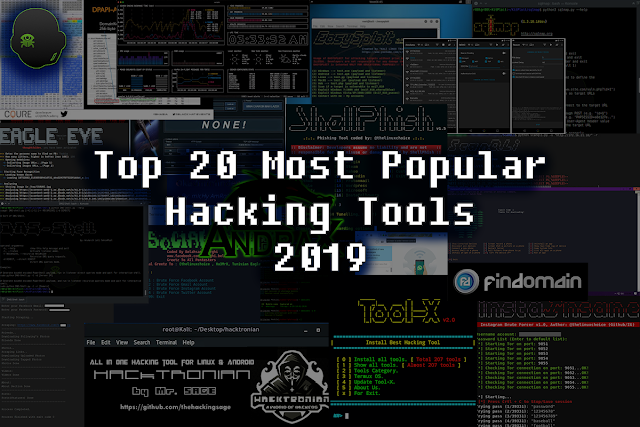 tools 2019 title