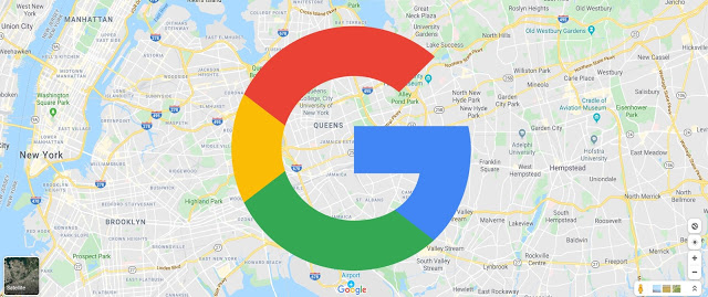 Google Maps Data
