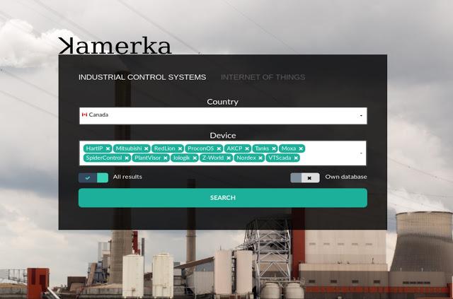 Kamerka GUI 1
