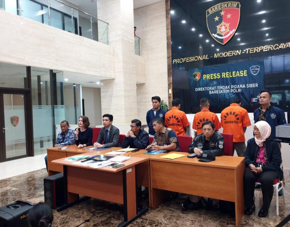 magecart arrests