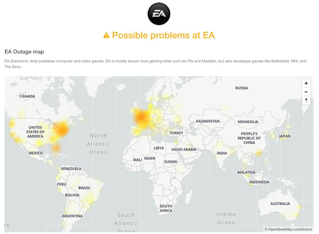 blizzard hit by massive ddos attack ea sports facing lagging issue 2