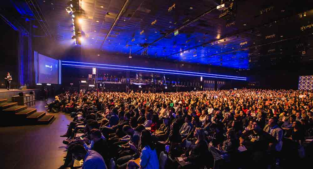 Shifting Security Conferences to Virtual: The New Face of Events in 2020 and Beyond