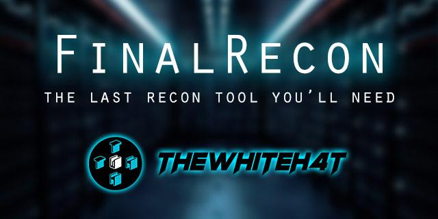 FinalRecon 1