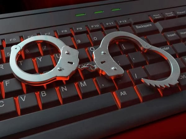 cyber crime hackers arrested