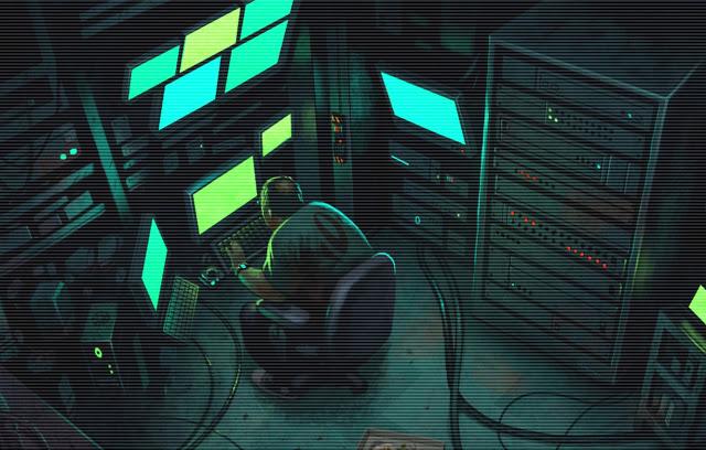 hacking hacker computer tecnology