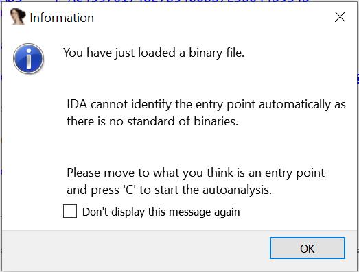 ida mipsb warning