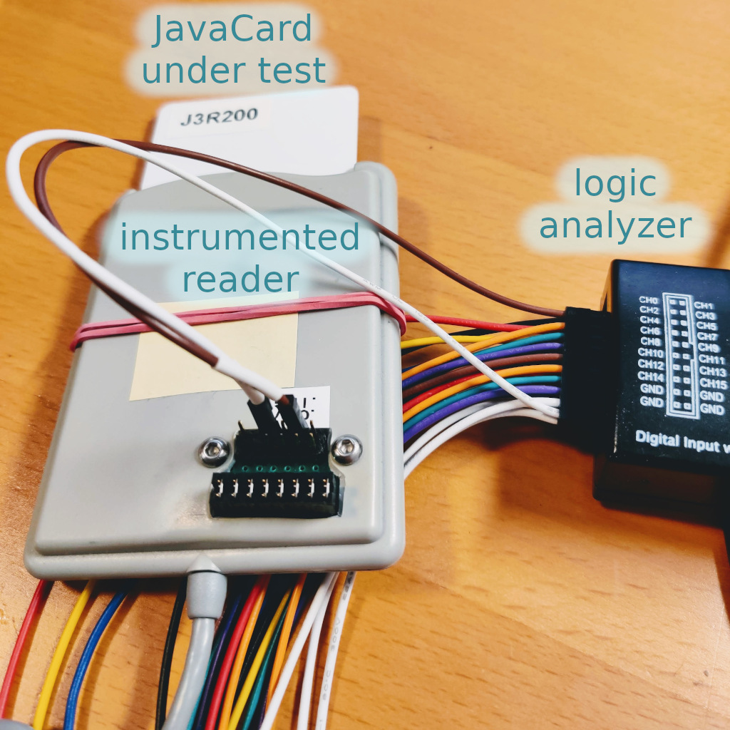 instrumented reader 1024