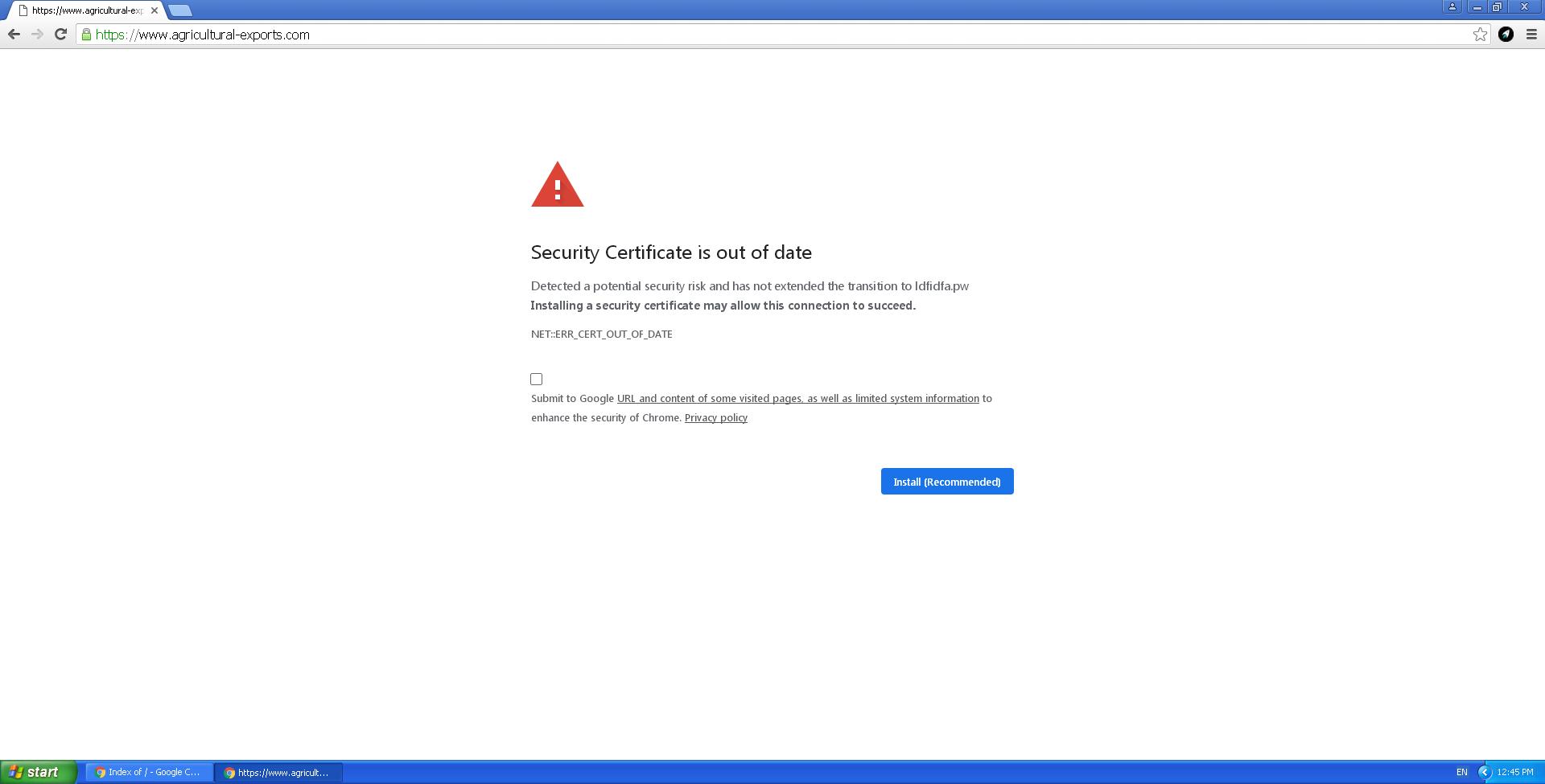 mokes buerak fake certificates 01