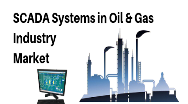 scada systems in oil gas industry