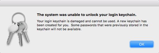 OSX.EvilQuest keychain error