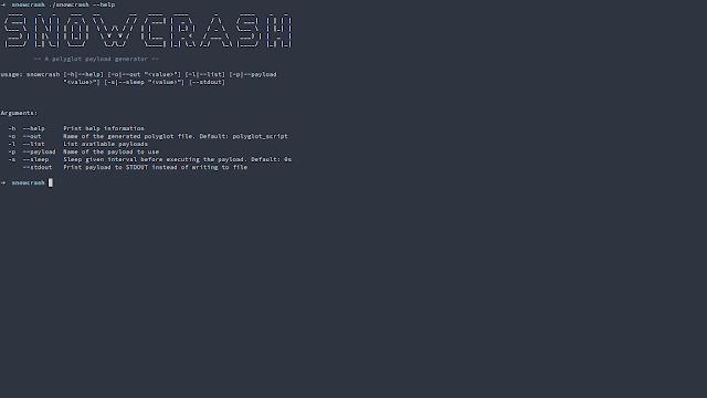 SNOWCRASH 4 screenshot1