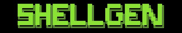 ShellGen 1 logo