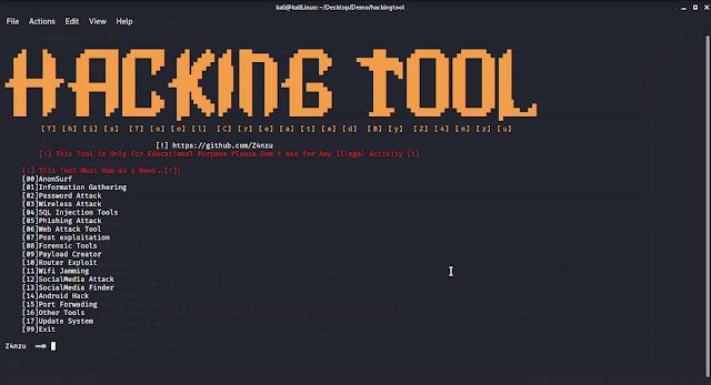 hackingtool 8