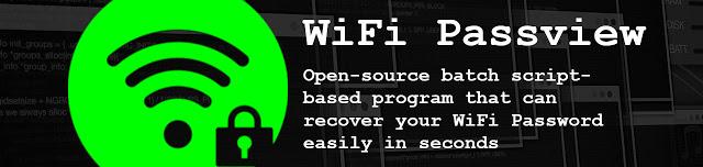 wifi passview 8 wifi passview github banner