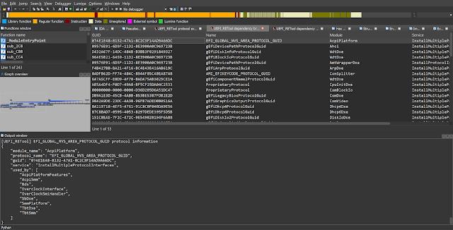 UEFI RETool 8 depend browser