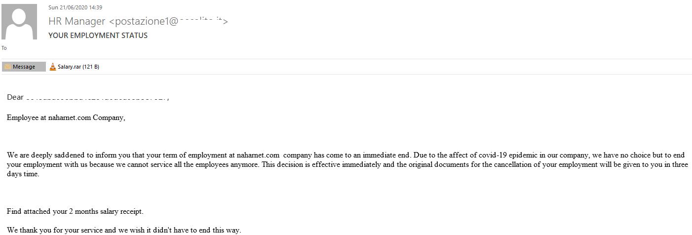 sl spam report q2 19