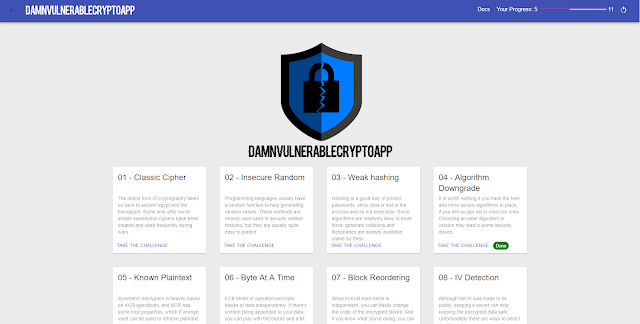 DamnVulnerableCryptoApp 9 1