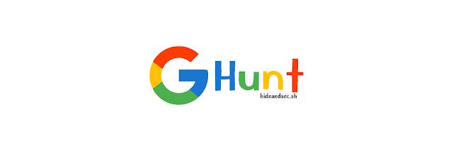 GHunt 1