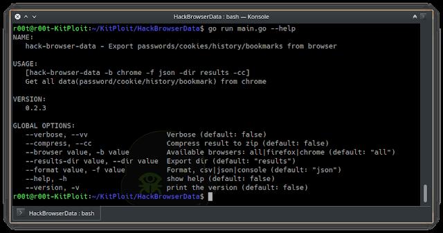 HackBrowserData