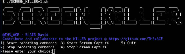 SCREEN KILLER 2 sck