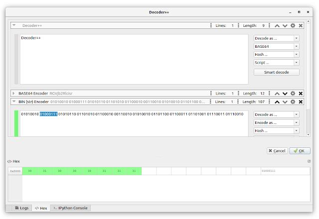 decoder plus plus 3 dpp preview dialog