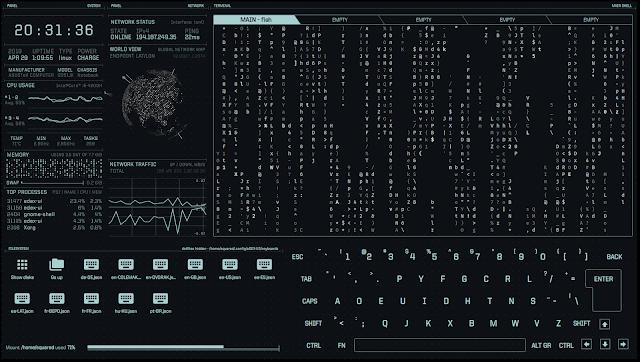 edex ui 13 screenshot disrupted