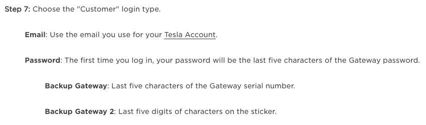Don't Put It on the Internet: Tesla Backup Gateway Edition