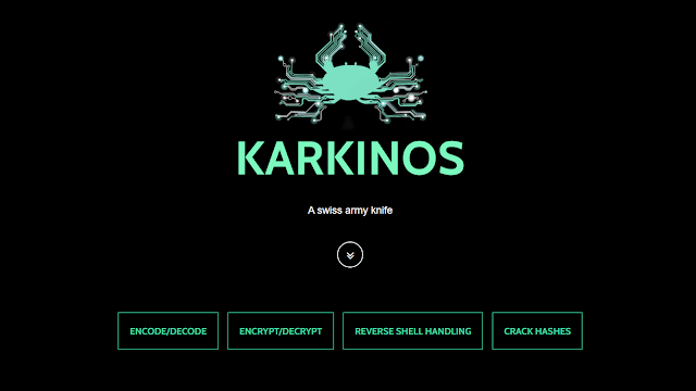 Karkinos 1 home
