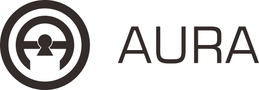 aura 1 logotype