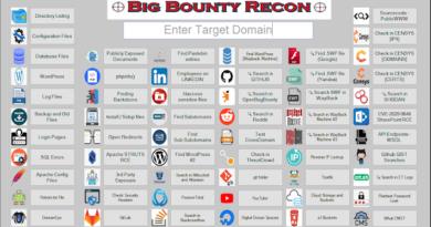 BigBountyRecon 1