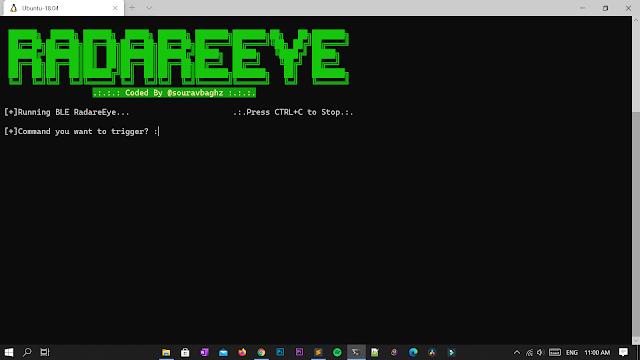 RadareEye 2 screenshot