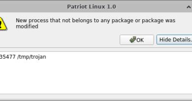 Patriot Linux 1 patriot3