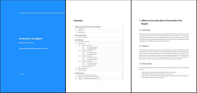 OSCP Exam Report Template Markdown 6