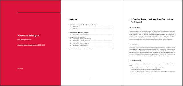 OSCP Exam Report Template Markdown 8