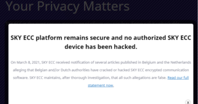 SKY ECC statement 600x393 1