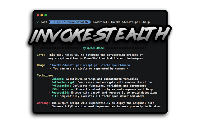 Invoke Stealth 1 Invoke Stealth