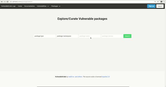 vulnerablecode 6 README