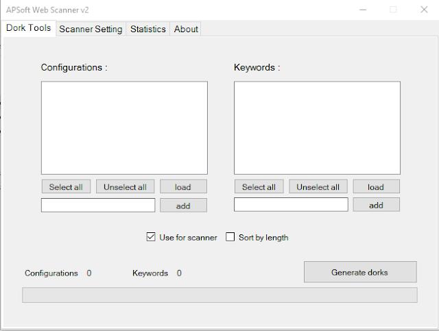 APSoft Web Scanner v2 2 dorktools