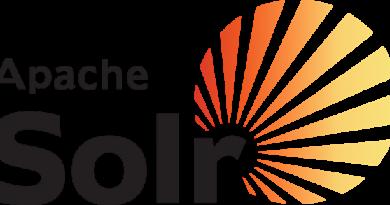 Apache2BSolr