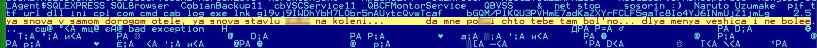 JSworm malware 12