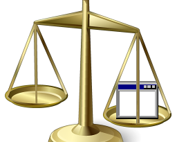 Judge Jury and Executable 1 Logo