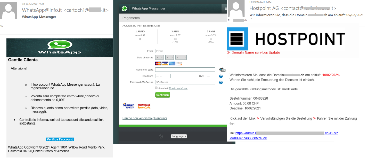 Spam and phishing in Q1 2021 15