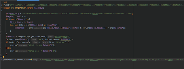 slopShell 15 obfuscated gen2